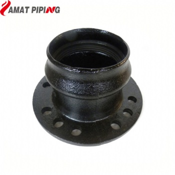 DI Flanged Adaptor with a Multi-Drilled Flange