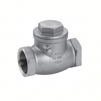 Threaded Check Valve