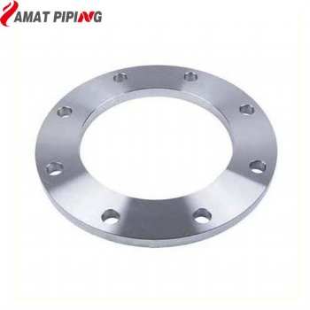Forged Steel Plate Flanges