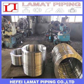 Forged Steel Weld Neck Flanges