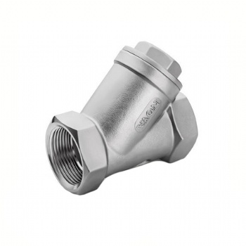 Threaded Y-Strainer